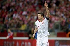 波兰成功进军欧洲杯 莱万欧洲杯或迎来大爆发