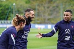 法国队备战欧洲杯 法国队是欧洲杯冠军最大热门