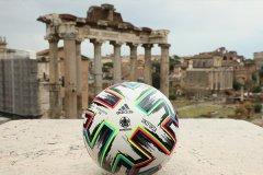 2021欧洲杯用球在罗马展示 欧洲杯距离开幕只剩3天
