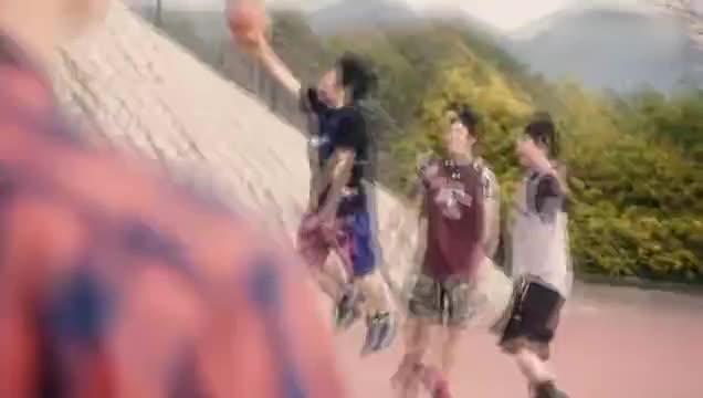 千万不要和排球手打篮球!会让人没有篮球梦